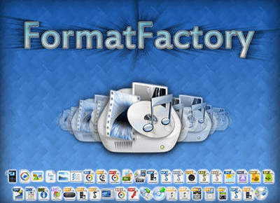 Format Factory free download for Windows 7-10